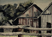 Amy Burris - Somers Barn