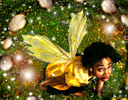 African-american Digital Art - Something To Believe In by Nada Meeks