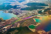 Jenny Rainbow - Somewhere over Latvia. Rainbow Earth