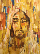 Jesus Art Paintings - Son of Man by Lutz Baar