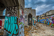 Abandonded Photos - Sone by Randy Scherkenbach