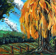 Film Painting Originals - Song of the South by Charlie Spear