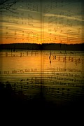Inspirational Art Digital Art - Songs 1 by Linda Fowler