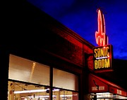 Records Photos - Sonic Boom Records by Benjamin Yeager