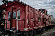 Train Depot Photos - Soo Caboos by Mike Burgquist