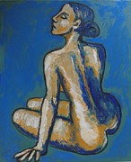 Carmen Tyrrell - Soothing - Female Nude