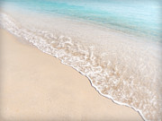 Beach Scenery Prints - Soothing  Print by Julie Palencia