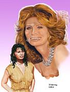 Thomas J Herring - Sophia Loren