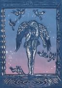 Sorrow Print by Dawn Senior-Trask
