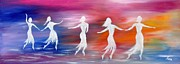 Visionary Artist Originals - Soul Dance  by Marianna Mills