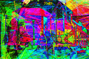Santa Fe Digital Art - Soul Train 20130620 by Wingsdomain Art and Photography