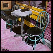 Kevin Burris - Soulful Seating