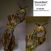 Featured Ceramics - Sound Mind by Sandi Floyd