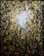Comfort Paintings - Source of Light 2 by Kume Bryant