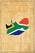 South African Prints - South Africa Print by Andrew Fare