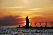 Andrew Barker - South Haven Sunset