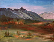 Julie Lueders Originals - South Mountain  by Julie Lueders 