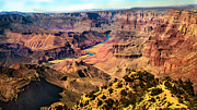 Grand Canyon Photos - South Rim by Robert Bales
