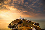 Christine Smart - South Stack Sunset