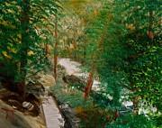 South Trail Cache La Poudre Print by Troy Thomas
