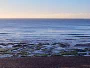 Art Photography Prints - South UK Seaside Print by Art Photography