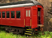Caboose Photos - Southern and Northern Rail Car -- Jim Thorpe PA by Anna Lisa Yoder