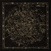 Southern Constellations, 1829 Print by Science Photo Library