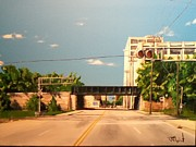 Rockford Prints - Southern Gateway Print by John  Linquist