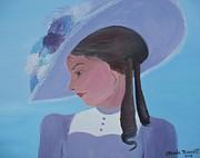 Southern Lady Print by Glenda Barrett