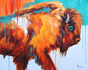 Theresa Paden - Southwest Spirit Bison