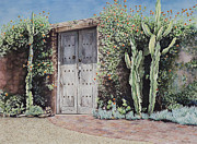 Martha Shilliday - Southwestern Doorway