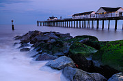 Mark Tripp - Southwold Pier before...