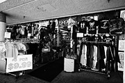 Tees Photos - souvenir gift shop in Las Vegas Nevada USA by Joe Fox