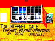 Funkpix Photo Hunter - Soweto Internet Cafe