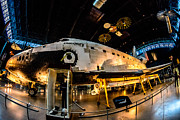 Randy Scherkenbach - Space Shuttle Discovery