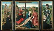 St Mary Magdalene Framed Prints - Spain, Comunidad De Madrid Framed Print by Everett