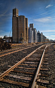 Paul DeRocker - Spangle Grain Elevator...