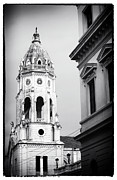 Viejo Prints - Spanish Cathedral in Panama City Print by John Rizzuto