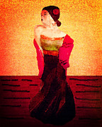 Spanish Dancer Photos - Spanish Dancer by Timothy Bulone