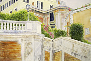 Carol Flagg - Spanish Steps