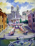 Paul Weerasekera - Spanish  Steps