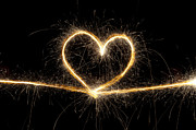 Sparks Photos - Spark of Love by Tim Gainey