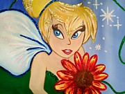 Tink Art - Sparkltink by Amberleigh Shaffield