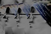 Spec Glasses  Print by Tommy Hammarsten
