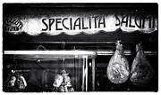 Special Salami Print by John Rizzuto