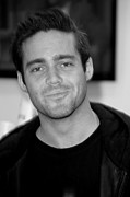 Chelsea Prints - Spencer Matthews 1 Print by Jez C Self