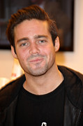 Chelsea Prints - Spencer Matthews 2 Print by Jez C Self