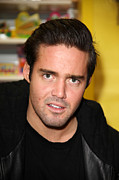 Chelsea Posters - Spencer Matthews 4 Poster by Jez C Self