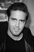Chelsea Prints - Spencer Matthews 5 Print by Jez C Self