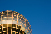 Tennessee Landmark Prints - Sphere Print by Melinda Fawver